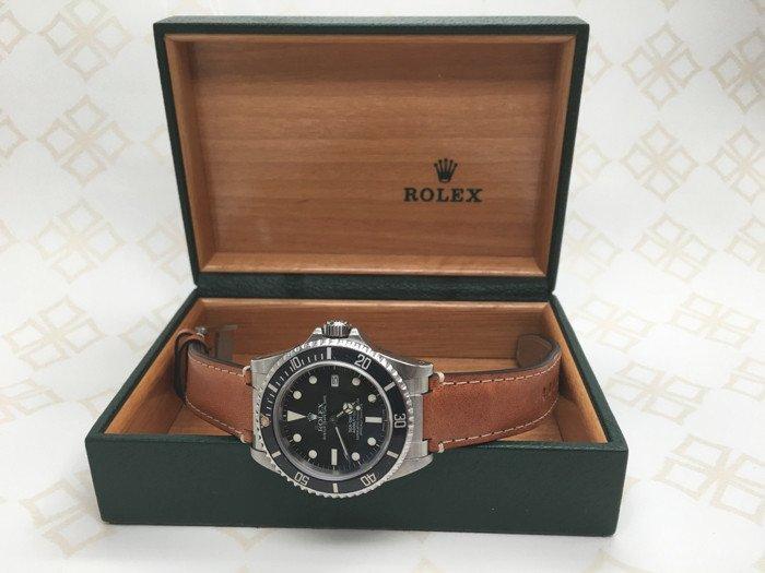 Rolex Sea Dweller in a original Rolex Box