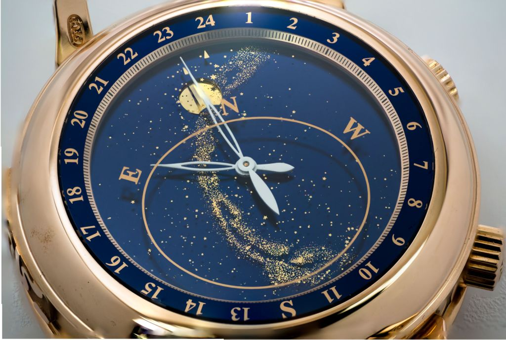 Patek Phillipe Sky Moon Tourbillon 5002R