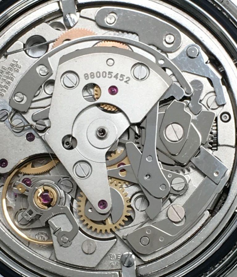 tag heuer aquaracer chronograph module