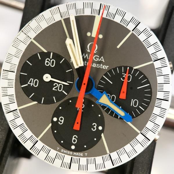 1970 Omega Flightmaster Chrono 911 repair