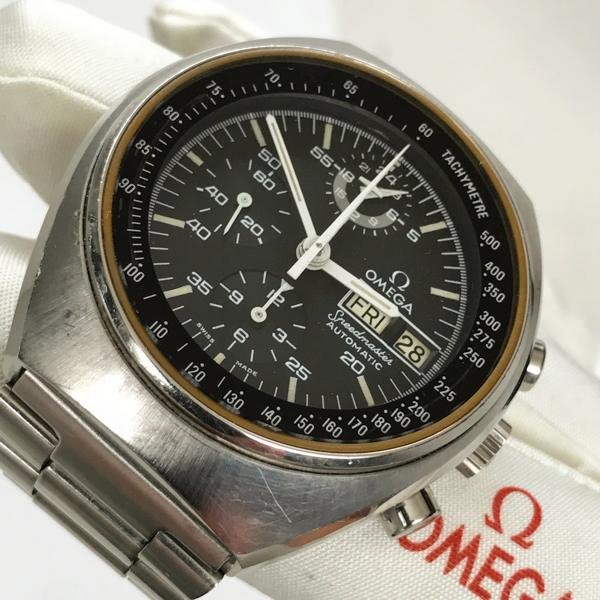 Looking Inside The Omega Vintage Watch Collection