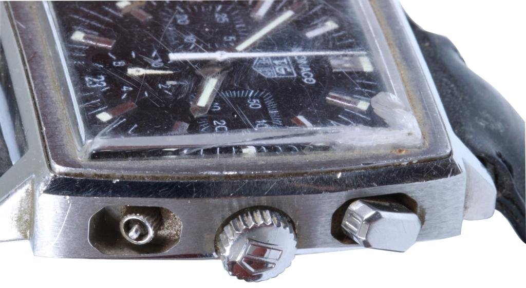 TAG Heuer monaco servicing before