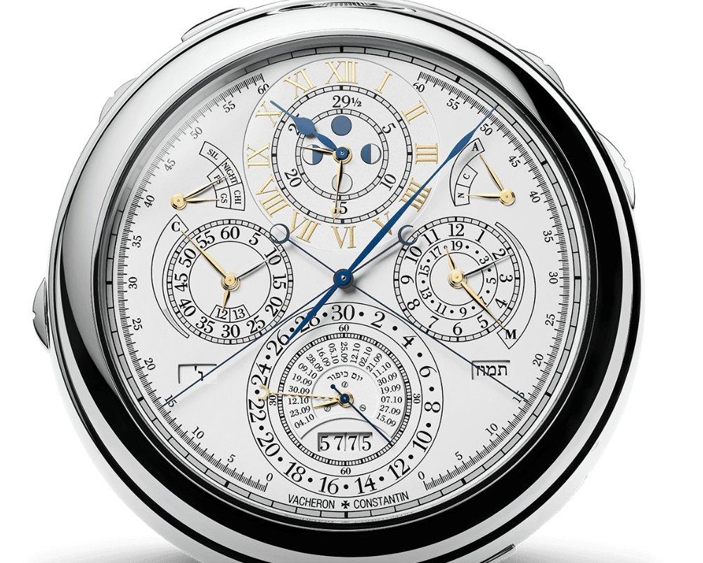 Vacheron Constantin pocket watch, 57260