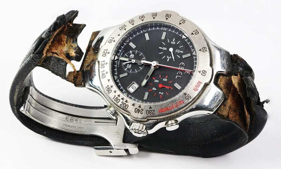 How to Replace an Ebel Watch Band