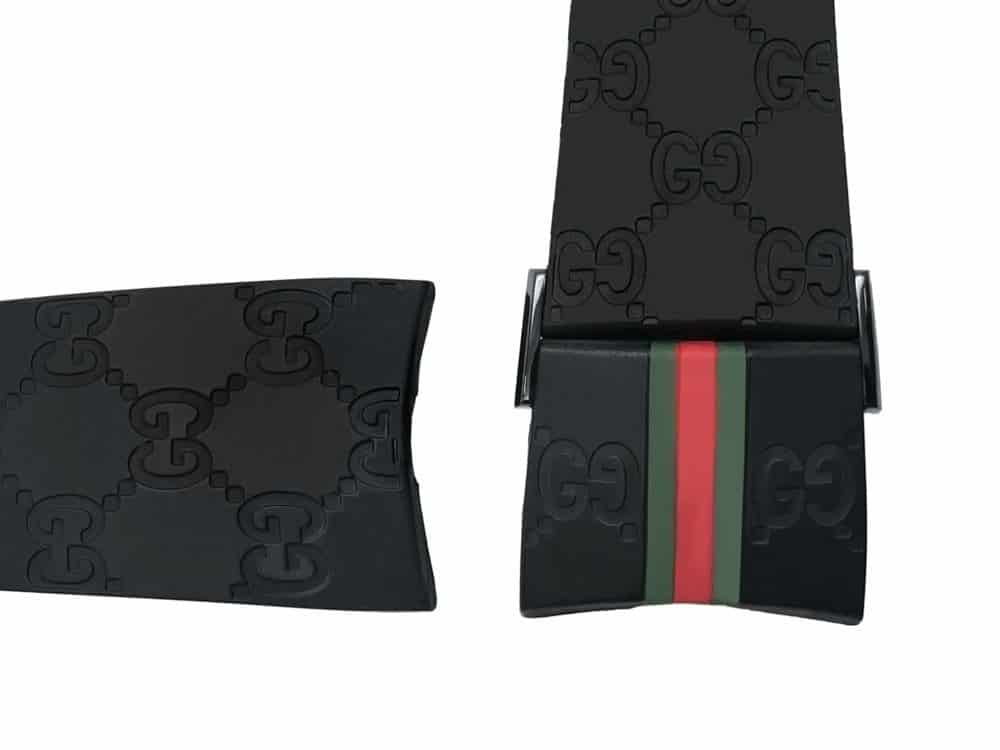 114 gucci digital Features a Red and green stripes