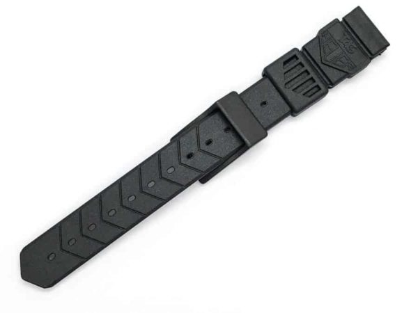 18mm Original Tag Heuer Black Plastic 18mm F1