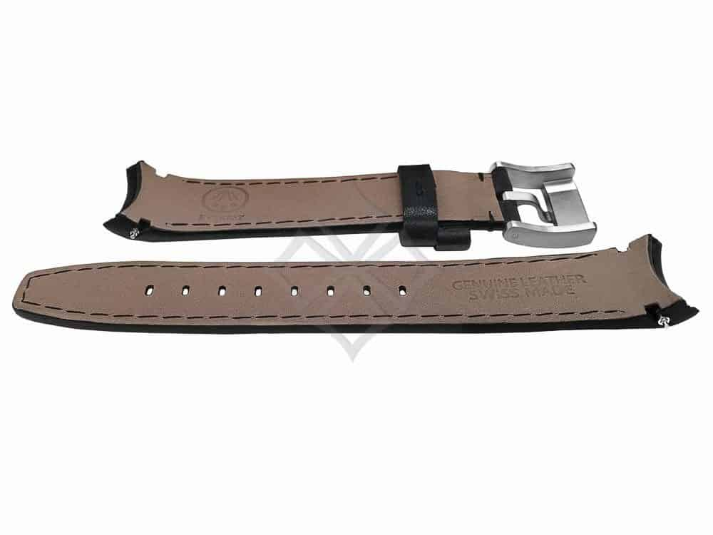 20mm watch band for Rolex by everest bands EH8BLK