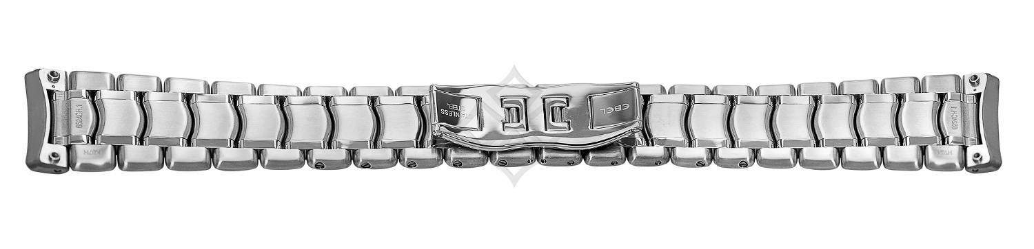 22mm stainless steel Ebel 1911 watch bracelet - 6524ch