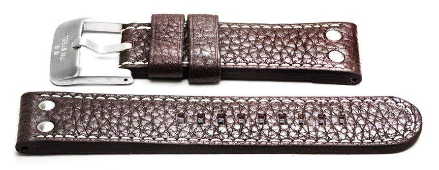24mm-brown-leather-watch-strap-twb06