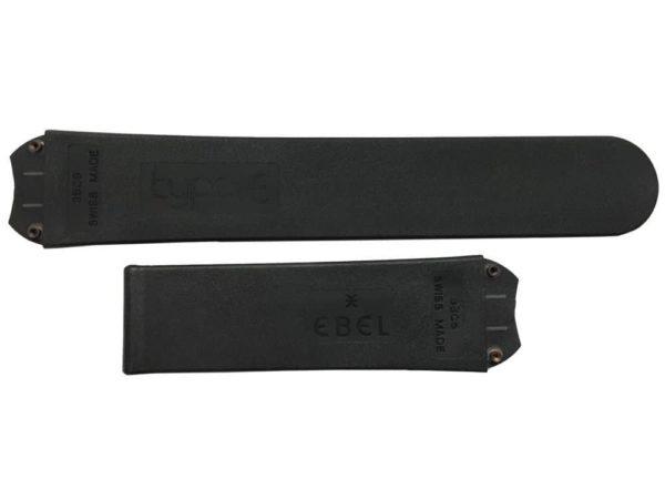 35C5 Swiss Made EBEL type-E rubber watch strap