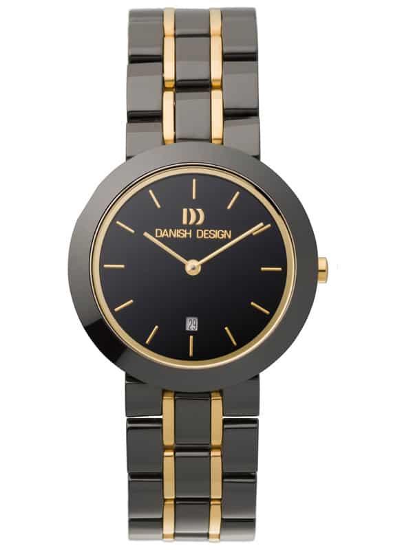 Danish Design Women's Black-Dial Ceramic Wristwatch (IV65Q833)