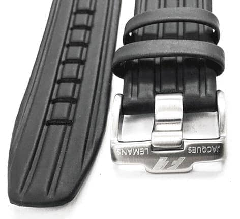 authentic band for for Jacques Lemans Formula 1 F-5015 watch