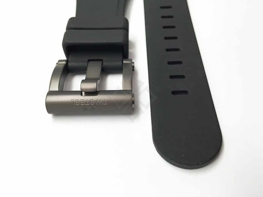 authentic silicone tw steel watch band ceb5000