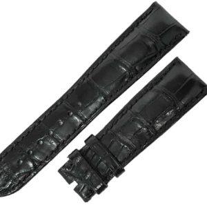 blv032 Bvlgari Authentic Alligator Watch Band