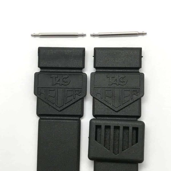 BS0081 included 18mm Tag Heuer spring bars