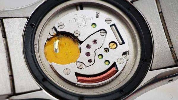 Cartier Quartz Swiss Made Cal. 87.06