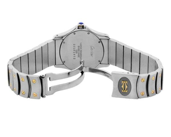 cartier bracelet tainless Steel  18k Gold