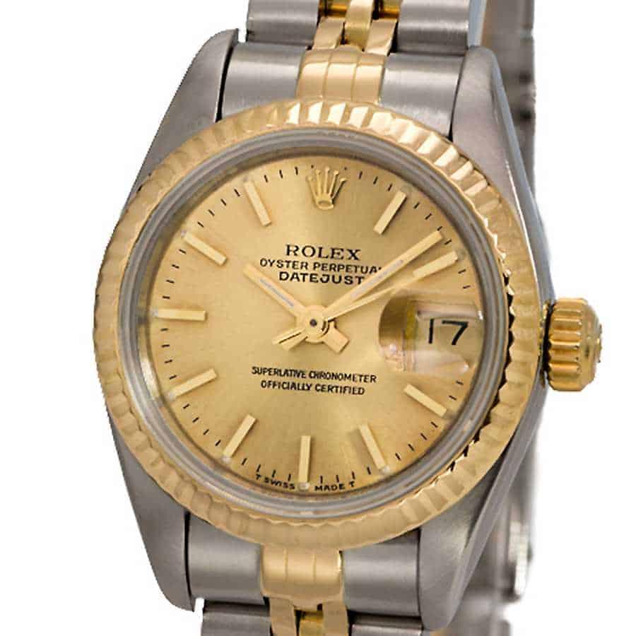 Certified Rolex Datejust Ladies Jubilee