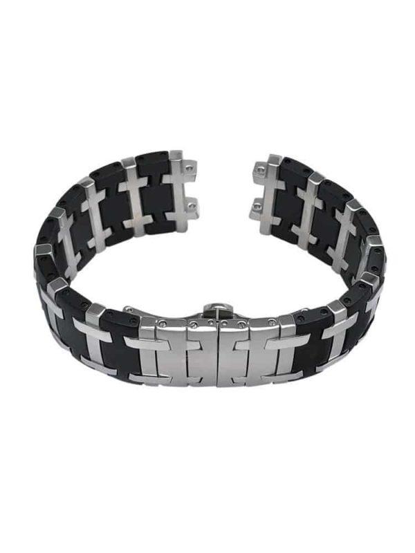 CO838 - Concord Saratoga  14.C2.1894.1 - Stainless Steel & black PVD Bracelet