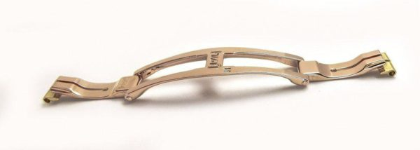 Deployment clasp gold Engraved Piaget, 750, M