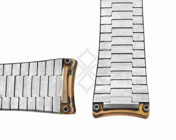 EB040 - Ebel Sport Classic wave bracelet with screw Attachments