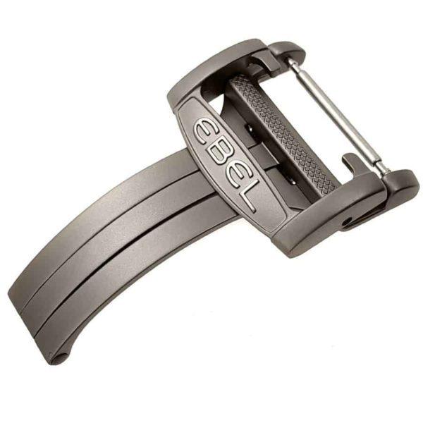 eb131 - Ebel 20mm titanium deployment buckle - 629210131