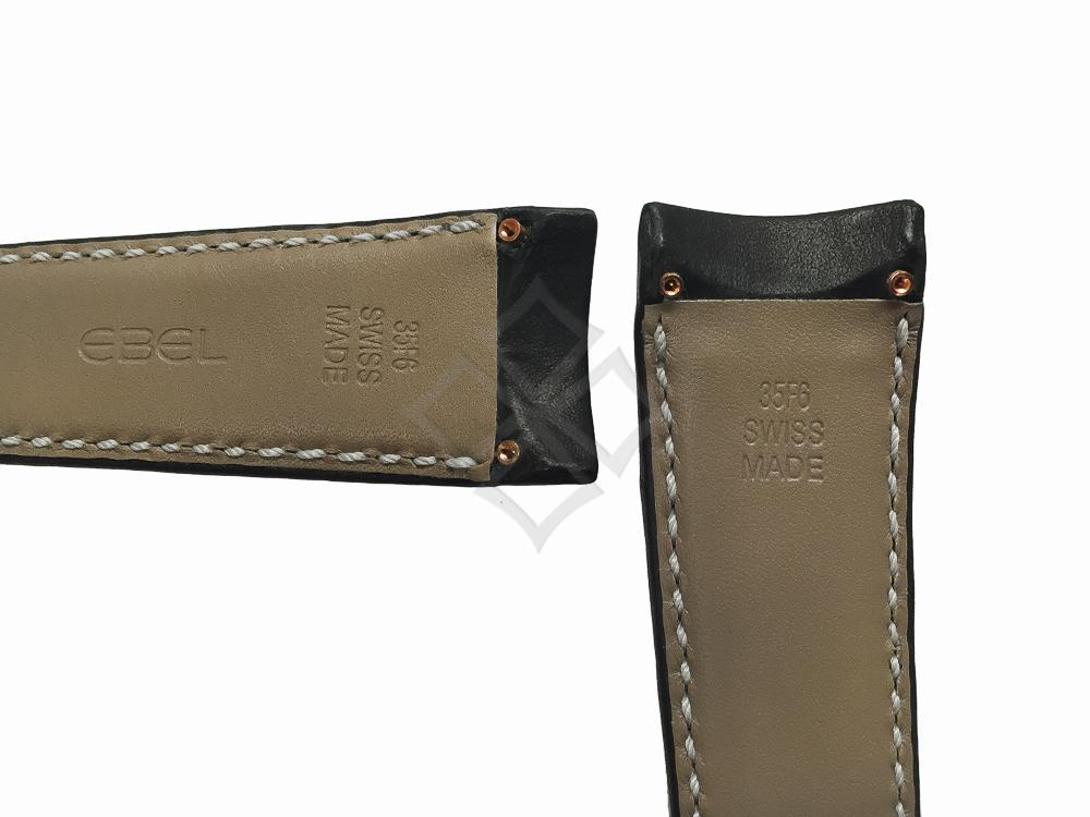 eb219 - calf leather band with screw attachements