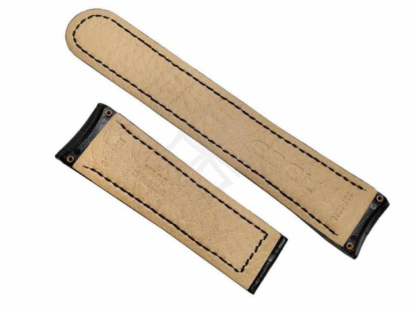 eb35f4ch swiss made watch band with screw attachements