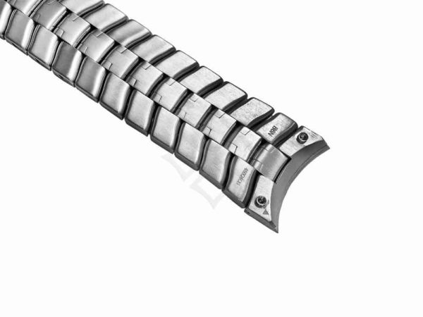 ebel 120Q4CH stainless steel bracelet with screw attachments
