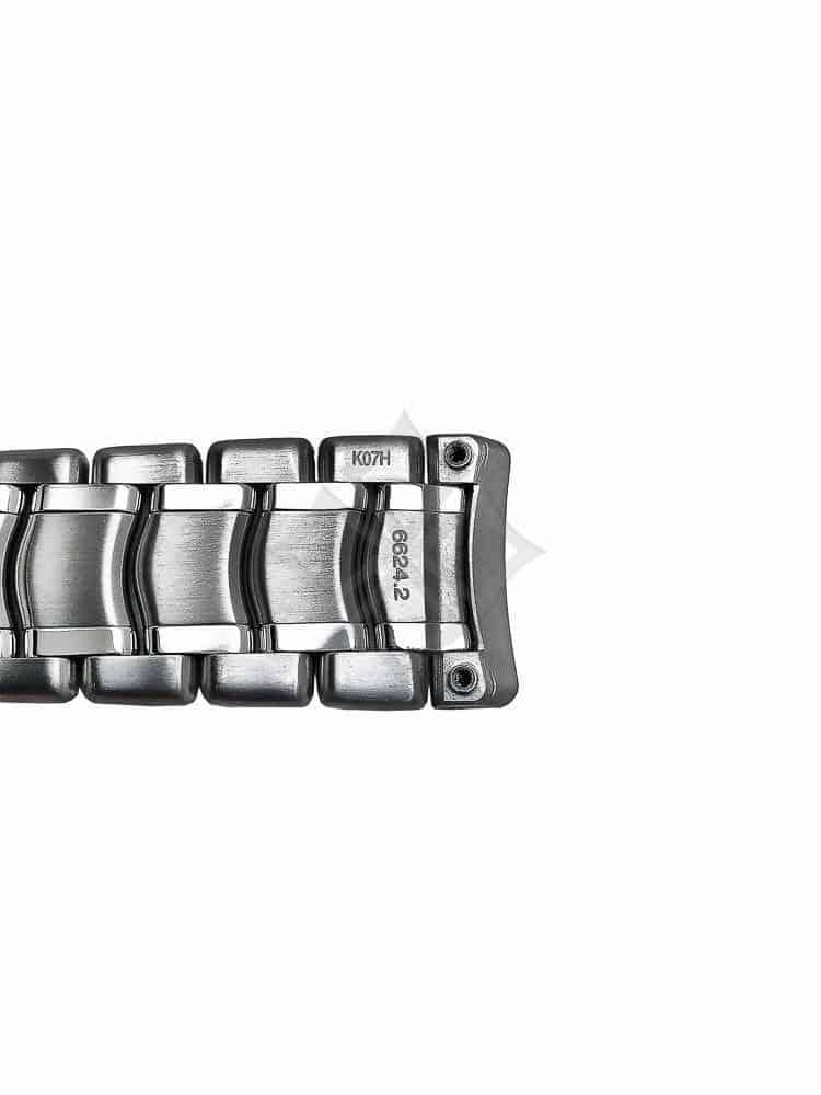 Ebel 1911 steel bracelet 6624