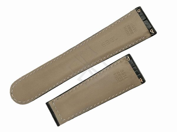 Ebel 3514 Swiss Made 25 mm watch band for Ebel 1911 Carree