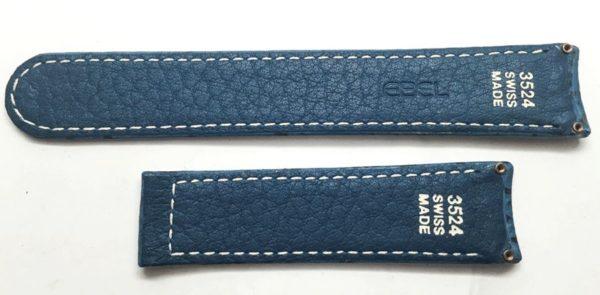 Ebel 3524 blue shark band