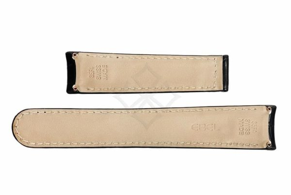 ebel 35f4 swiss made watch band with screw attachements