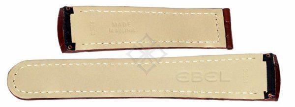 Ebel Brasilia crocodile band - 35M4 - screw attachements - EB143-compressed
