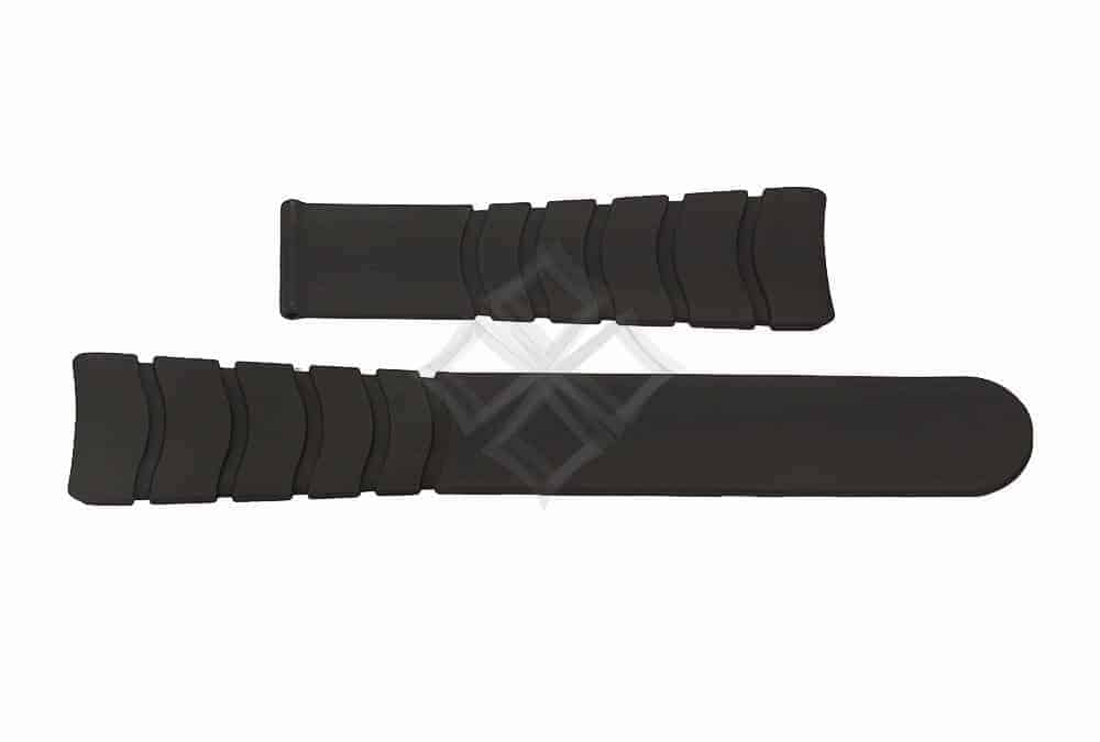 EBEL rubber 3524CH 22 mm watch band - eb964