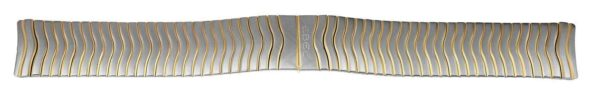 Ebel Sport Classic two tone bracelet  wtih screw attachements -  EB449