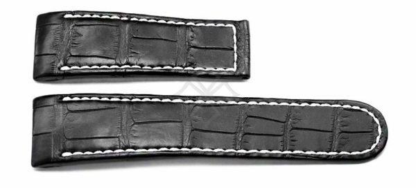 Ebel Tekton 26mm Black Crocodile Band  - EB269
