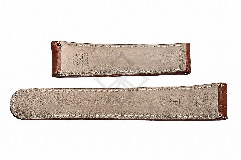 Ebel watch band 3524CH - Swiss Made for a Ebel case with screw attachements