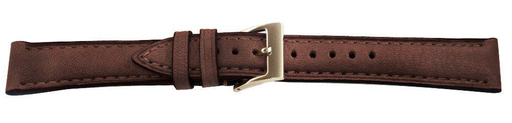 European Leather Brown Watch Band  Ecopel 16315