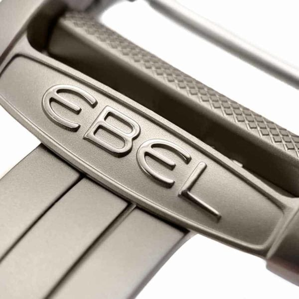 Genuine Ebel Replacement 20mm Deployment Fold-over clasp