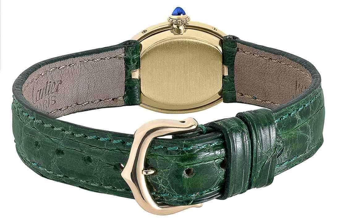 Gold-Ladies-Cartier-Watch