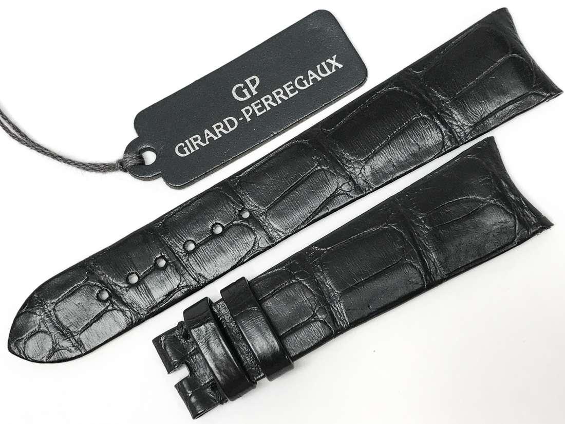GP20mcl Girard Perregaux Alligator Watch Band
