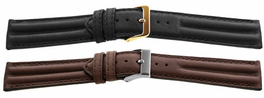hand-braided-leather-watch-straps-black-and-brown-18mm-20mm-22mm