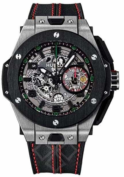Hublot Big Bang Ferrari - 401.NM.0123.VR.ENG13