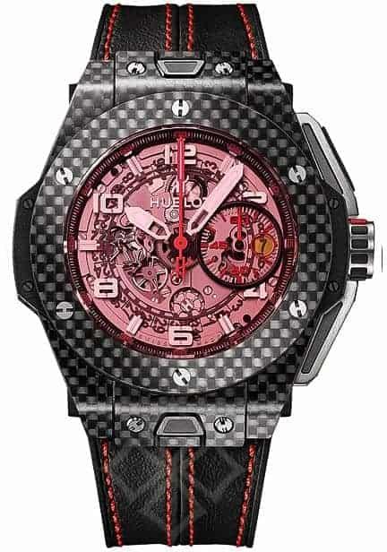 Hublot Big Bang Ferrari - 401.qx.0123.vr