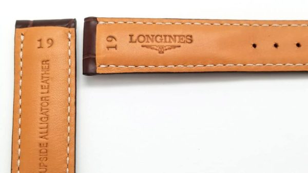 Inside of bands are lined with genuine calf anti-allergenic leather
