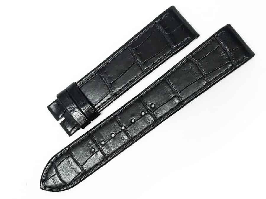 jlc20bga - Jaeger LeCoultre Black Alligator N-E main