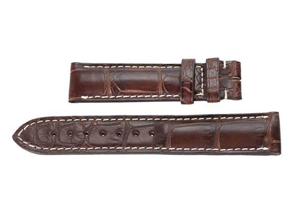 LG353 - Longines Evidenza Chrono watch - brown alligator band - L682101353