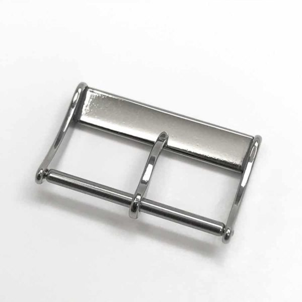 LG690 Longines 20mm Stainless Steel Tang Buckle included spring-bar