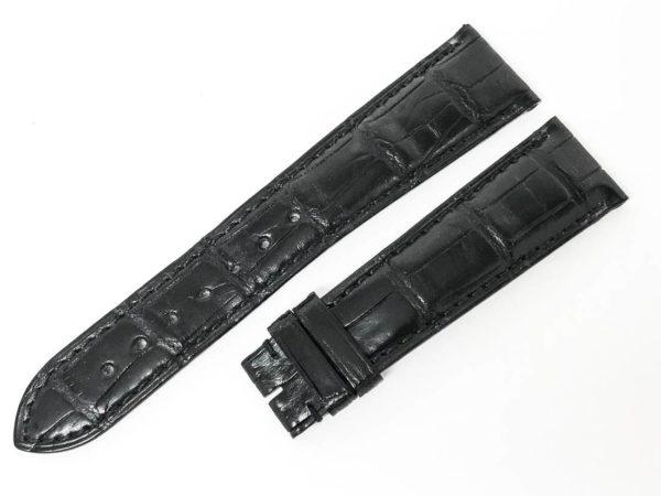 lon486 Longines Alligator Replacement strap
